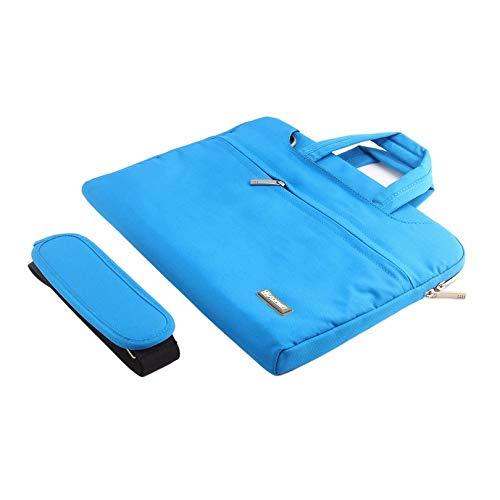 Durable Dustproof Shockproof Scrapeproof Zippered Soft Sleeve Carry Bag Case Handbag for 13 inch Notebook Laptop