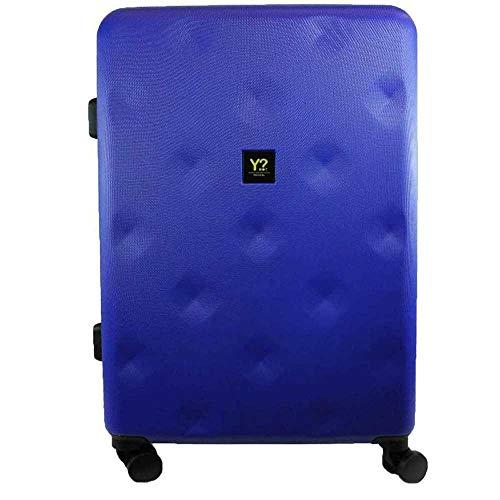 Trolley Ynot Rombo Azul TSA Lock Unisex - ROM-12003S0-MIDBLUE