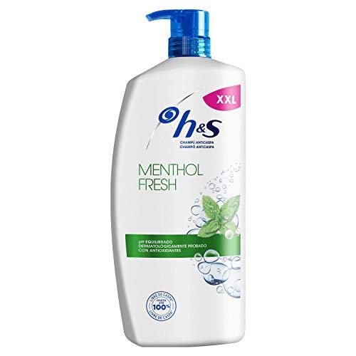 H&S Menthol Anticaspa Champú - 1000 ml