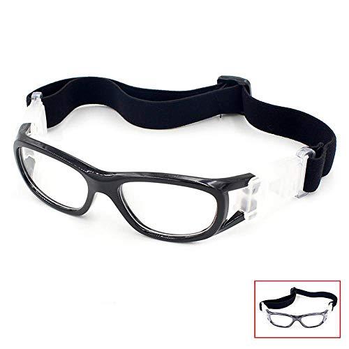 Ludage Gute sportbrillen Basketball Fußball Brille draußen Anti-Auswirkung Reiten Sport Anti-Wind-Schutzbrille