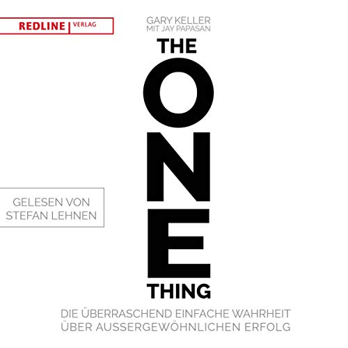 Couverture de The One Thing