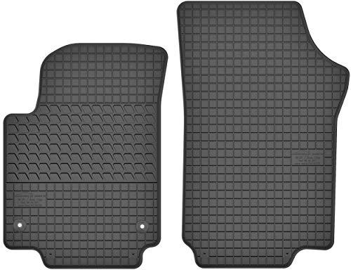 bester Test von adac seat mii Motohobby Gummibodenset für Skoda Citigo / Seat MII / VW Volkswagen UP.  (Von …
