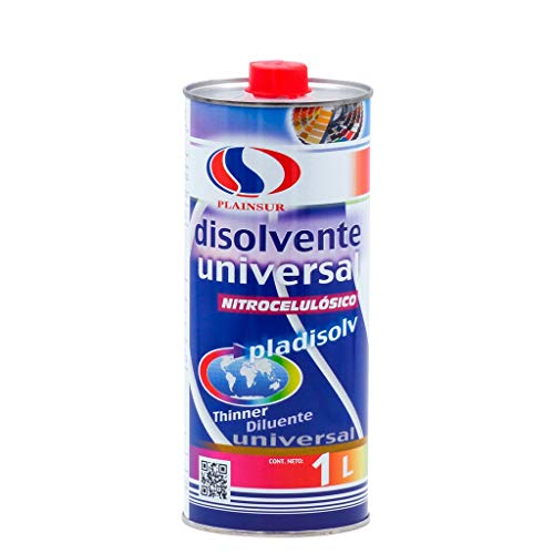 Disolvente Universal Nitro Plainsur - 1 L