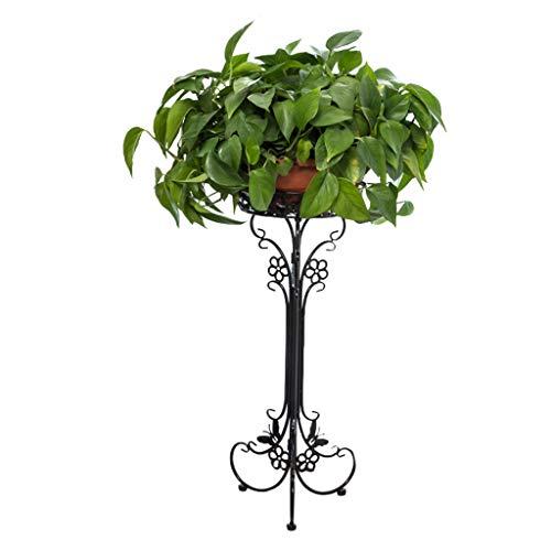 Jardin Stand De Fleur En Fer Forgé Balcon Salon Intérieur Étagère À Fleurs Stand De Fleurs Simple Fleur Rack