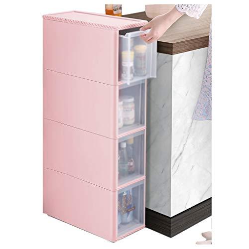 YULAN Naad-opslagkast-keuken voleind-opslag-smal kast-badkamer-rek vak sleuf opbergdoos