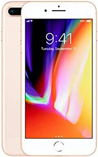 Apple iPhone 8 Plus with FaceTime - 64GB, 4G LTE, Gold