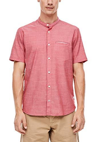 s.Oliver 130.10.007.11.120.2041482 Camisa, 3630, XXL para Hombre
