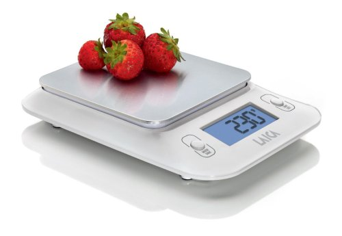 Laica KS3010W Bilancia Elettronica da Cucina Digitale