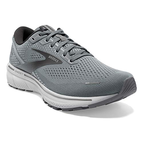 Brooks Ghost 14 Grey/Alloy/Oyster 12 D (M)