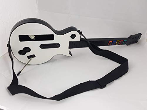 Guitar Hero: World Tour Wii Les Paul Wireless Guitar Controller (Wii) [Importación Inglesa]