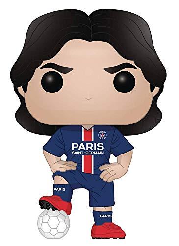Funko- Pop Football: Edinson Cavani (PSG) Collectible Figure, 39832, Multicolour