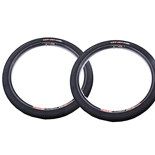 LDFANG 20/24/26 * 1,95 neumáticos de Bicicleta de montaña Piezas de Bicicleta neumático de Bicicleta Antideslizante Resistente al Desgaste