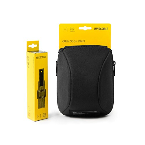 Impossible - 4537 - Tasche für I-1 Sofortbildkamera - Schwarz