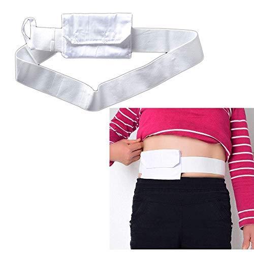 Tubo di alimentazione cintura G Tube Covers Catetere Titolare Peg Tube Holder Belt Pd Peritoneal Dialisi Catetere Borsa Forniture (28' a 36')