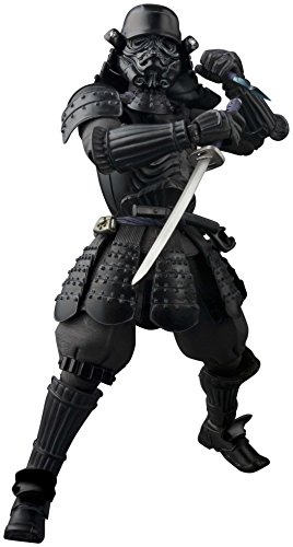 Bandai Star Wars 58049-Star Figuarts-Shadowtrooper Onmitsu-Action Figure, 18 cm, 5200