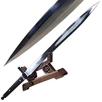 double bladed polearm