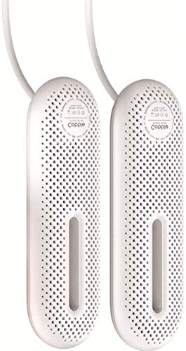 XBR Asciugatrice Portatile per Calzature per Uso Domestico, Riscaldamento PTC, sterilizzazione Deodorante Come Regalo per la Tua Famiglia, sterilizzatore Deodorante