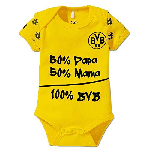 Borussia Dortmund Unisex Baby Bvb-babybody