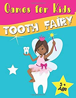 Games For Kids. Tooth Fairy. 5+ Age: Dental Hygienist For Kids (Dental Care)