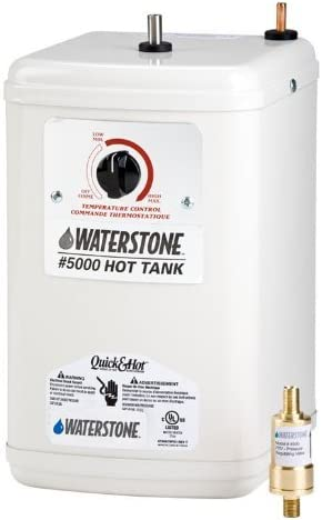 new arrival Waterstone 5000 White high quality Waterstone Hot Water wholesale Tank - Quick & Hot sale