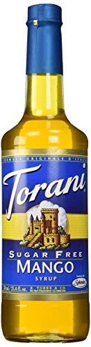 Torani Mango Sirup zuckerfrei 750ml