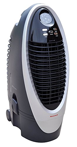 Honeywell CS10XE Portable Evaporative Air Cooler with LED Control Panel & Remote Control