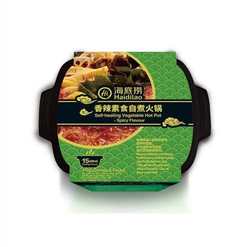 Haidilao Self-Heating Spicy Vegetable Hot Pot 410g