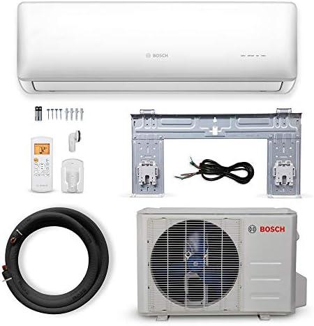 Bosch Thermotechnology Ultra Quiet 24K BTU 230V Mini Split Air Conditioner Hyper Heat System product image