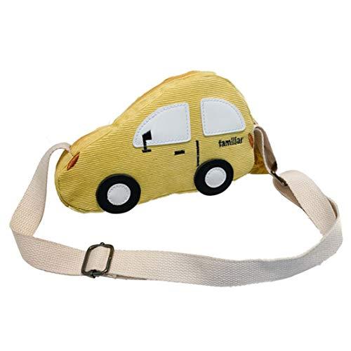 BiaBai Fashion Mini Single Shoulder Slant Bag mit Car Shape Bag für Kinder Casual Large Capacity...