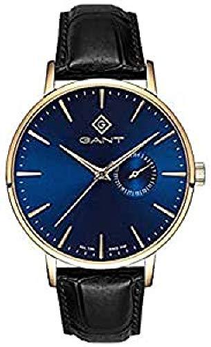 Reloj GANT Reloj Unisex Adulto de Cuarzo con Correa en Acero Inoxidable 1
