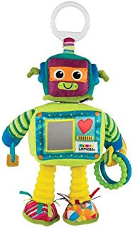Lamaze Play and Grow Rusty the Robot Stuffed Animal Toy - LC27089