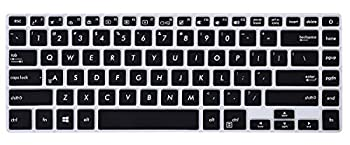 Keyboard Cover for ASUS VivoBook F510UA 15.6 inch FHD Laptop/ F510UF / ASUS VivoBook S S510UA S510UN S510UQ 15.6  Laptop Black