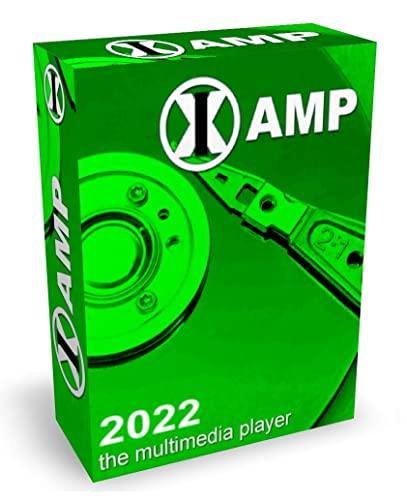 1X-AMP – Audioplayer (2022er Version) Virtuelle Stereoanlage, Virtuelle Hifianlage, Jukebox und Audio Player Windows