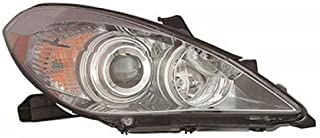 Go-Parts - OE Replacement for 2007 - 2008 Toyota Solara Headlight Headlamp Assembly Replacement Front - Right (Passenger) 81110-06422 TO2503186 Replacement For Toyota Solara
