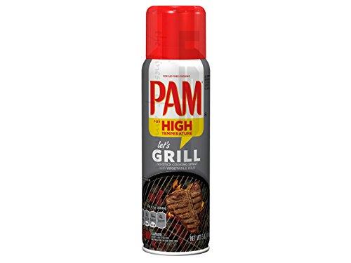 PAM High Heat Grilling Spray Canola Öl