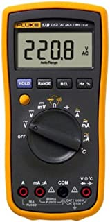 Fluke Digital Multimeter, 600V, 17B+