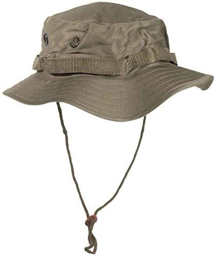 Mil-Tec Cappello della Giungla Tipo USA (Oliv/L)