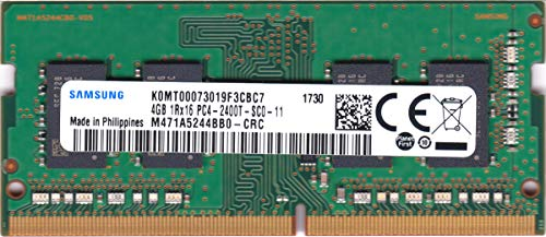 FMB-I Compatible with M471A5244BB0-CRC Replacement for 4gb Ddr4 Pc4-2400t So-Dimm Memory