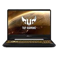 "ASUS TUF Gaming FX505DT-BQ600 - Ordenador portátil de 15.6"" FullHD (AMD Ryzen..."