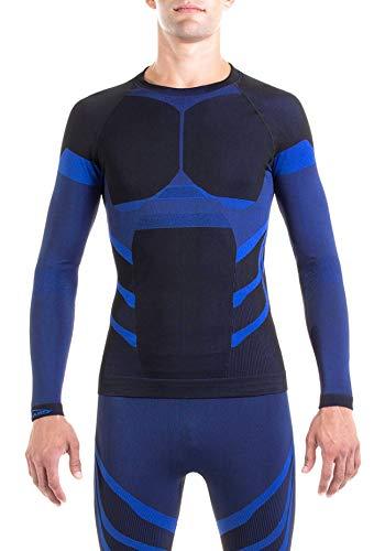 XAED, maglia da sci per strato base, da uomo,...