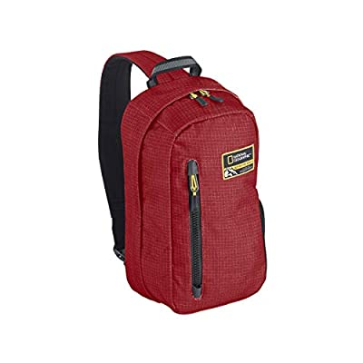Eagle Creek National Geographic Adventure Sling Pack Backpack, Firebrick