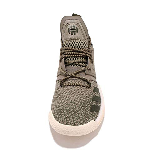 adidas Men's Harden Vol 2 Basketball Shoe Trace Cargo/Ecru Tint/Night Cargo Size 8 M US