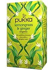 Pukka - Lemongrass & Ginger Tea - 36g
