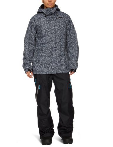 O'Neill Stag Snowboard-jas - grijs AOP