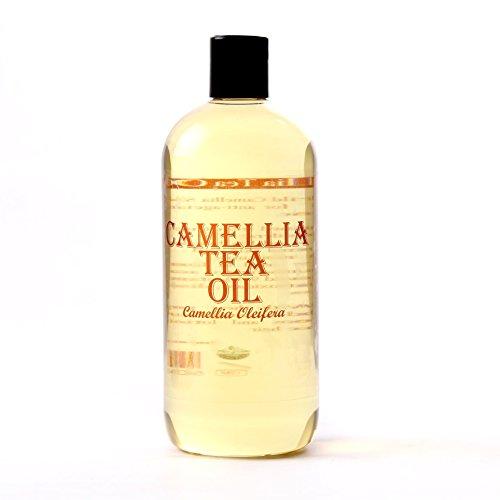 Mystic Moments Camellia tè Corriere Olio - 500ml -100% Puro