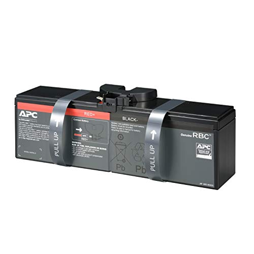 APC UPS Battery Replacement, APCRBC161, for APC UPS BR1350MS and...