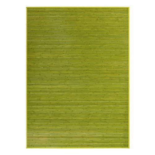 HOGAR Y MAS Alfombra BAMBÚ Natural Verde 180X250