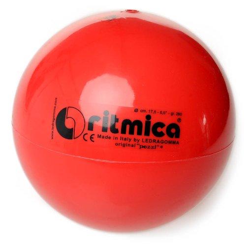 Original Pezzi Ritmica Gymnastikball Sport Fitness Turnen Gymnastik Ball rot