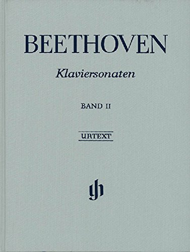 Klaviersonaten Band 2; Leinen