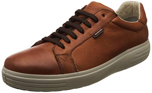Woodland Men's Rust Brown Sneakers-7 UK/India (41 EU)(GC 2509117)